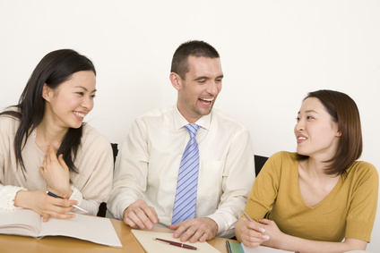 中学英語で英会話はできるか?
