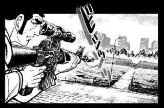 ゴルゴ13の狙撃