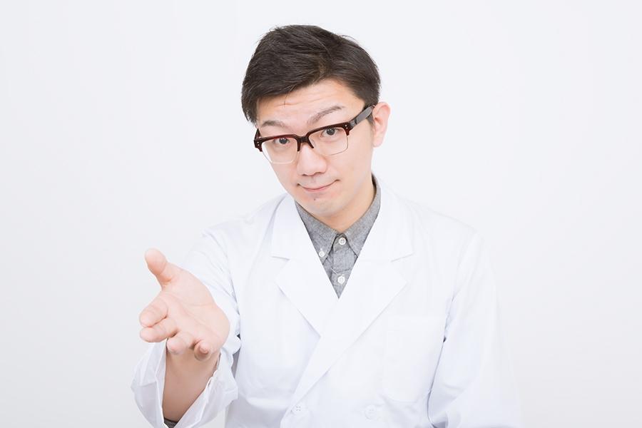 提案する医者
