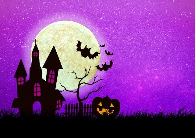 ハロウィンの夜