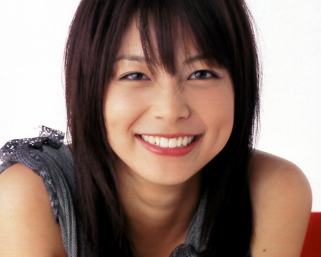 笑顔の相武紗季