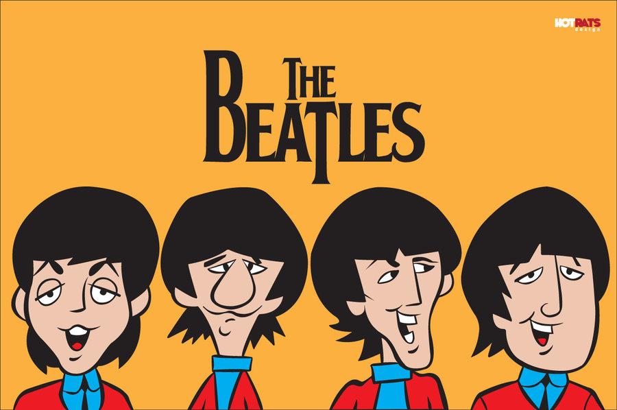 ザ・ビートルズの漫画